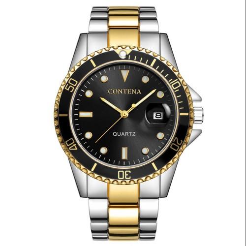 Đồng hồ nam chính hãng  CONTENA 6478 - PASS QUALITY