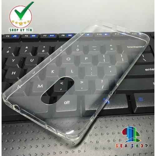 [Tặng cường lực] ốp lưng xiaomi redmi note 4x nhựa dẻo trong suốt   case xiaomi note 4x silicon