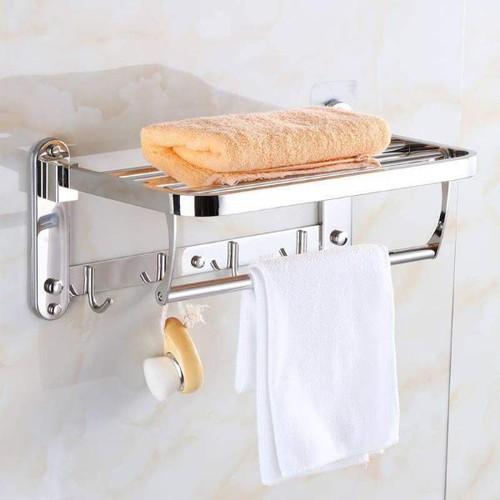 kệ treo khăn phòng tắm