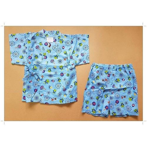 Yakuta bé trai họa tiết ếch xanh dương - 6706984 , 16733443 , 15_16733443 , 290000 , Yakuta-be-trai-hoa-tiet-ech-xanh-duong-15_16733443 , sendo.vn , Yakuta bé trai họa tiết ếch xanh dương