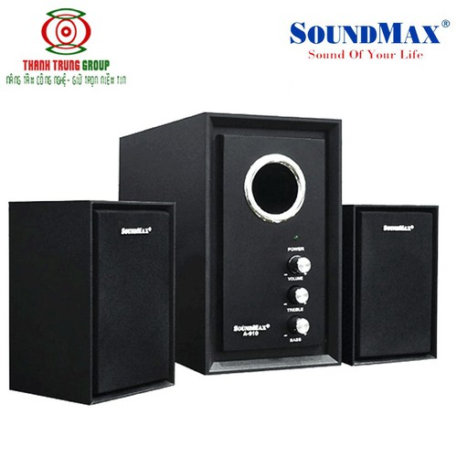 Loa vi tính 2.1 SOUNDMAX A910