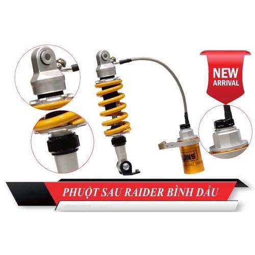 phuộc sau xe máy raider - 6762535 , 16778182 , 15_16778182 , 1279000 , phuoc-sau-xe-may-raider-15_16778182 , sendo.vn , phuộc sau xe máy raider