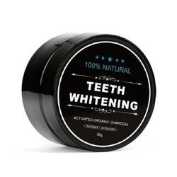 bột trắng răng than tre