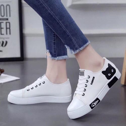 Giày sneaker nữ cổ thấp Mèo xinh siêu hot - 4759007 , 16751574 , 15_16751574 , 250000 , Giay-sneaker-nu-co-thap-Meo-xinh-sieu-hot-15_16751574 , sendo.vn , Giày sneaker nữ cổ thấp Mèo xinh siêu hot
