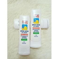 Kem chống nắng Nga Floresan spf45 - 125ml