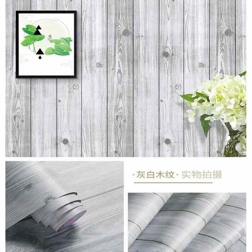 10m Decal giấy dán tường giả gỗ ghép keo sẵn khổ 45cm - 6747134 , 16764077 , 15_16764077 , 100000 , 10m-Decal-giay-dan-tuong-gia-go-ghep-keo-san-kho-45cm-15_16764077 , sendo.vn , 10m Decal giấy dán tường giả gỗ ghép keo sẵn khổ 45cm