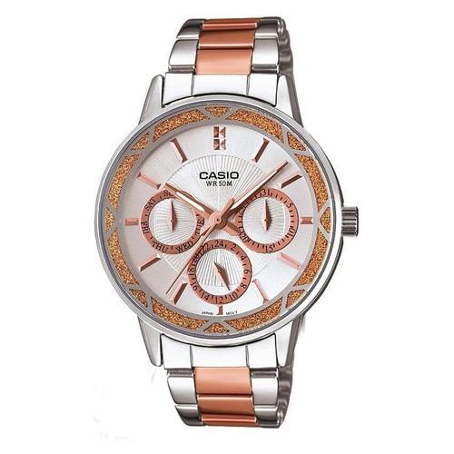 Đồng hồ CASIO nữ chính hãng - 6744917 , 16762301 , 15_16762301 , 2750000 , Dong-ho-CASIO-nu-chinh-hang-15_16762301 , sendo.vn , Đồng hồ CASIO nữ chính hãng