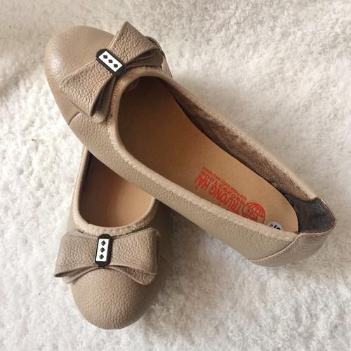 Giày búp bê   Giày búp bê nữ da bò loại tốt - 6739881 , 16758621 , 15_16758621 , 350000 , Giay-bup-be-Giay-bup-be-nu-da-bo-loai-tot-15_16758621 , sendo.vn , Giày búp bê   Giày búp bê nữ da bò loại tốt