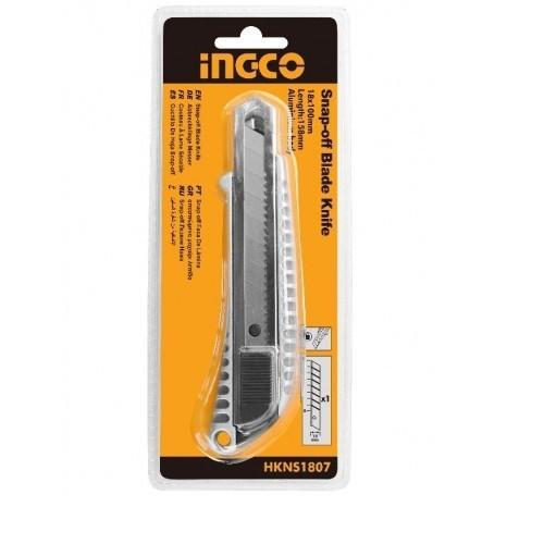 61mm Dao rọc giấy INGCO HKNS1807 - 4757873 , 16748252 , 15_16748252 , 37900 , 61mm-Dao-roc-giay-INGCO-HKNS1807-15_16748252 , sendo.vn , 61mm Dao rọc giấy INGCO HKNS1807