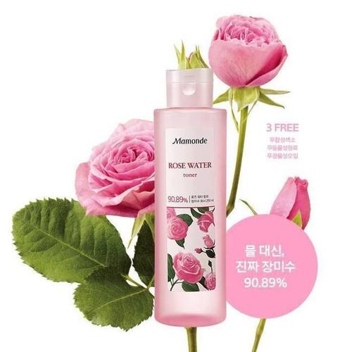 Nước hoa hồng Mamonde Rose Water Toner 250ml - 4586243 , 16764650 , 15_16764650 , 250000 , Nuoc-hoa-hong-Mamonde-Rose-Water-Toner-250ml-15_16764650 , sendo.vn , Nước hoa hồng Mamonde Rose Water Toner 250ml