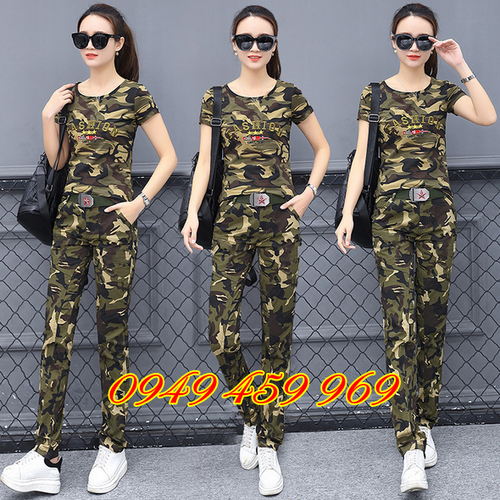 Bộ Quần Áo Lính Nữ U.S.Army - 6740196 , 16758684 , 15_16758684 , 980000 , Bo-Quan-Ao-Linh-Nu-U.S.Army-15_16758684 , sendo.vn , Bộ Quần Áo Lính Nữ U.S.Army