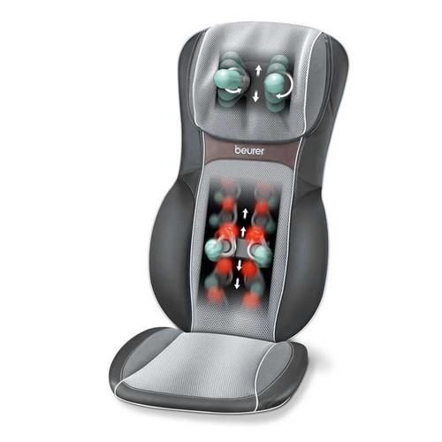 Đệm ghế massage 3d hồng ngoại lưng cổ Beurer MG300 - Đen - 6748129 , 16765030 , 15_16765030 , 6399000 , Dem-ghe-massage-3d-hong-ngoai-lung-co-Beurer-MG300-Den-15_16765030 , sendo.vn , Đệm ghế massage 3d hồng ngoại lưng cổ Beurer MG300 - Đen