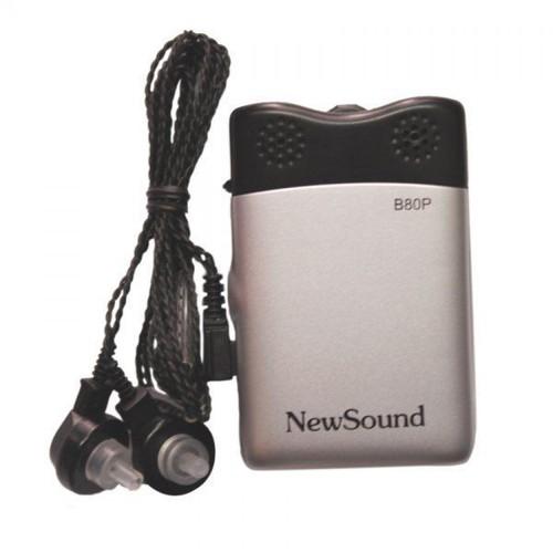 Máy trợ thính có dây New Sound B80P - 6734027 , 16753656 , 15_16753656 , 1590000 , May-tro-thinh-co-day-New-Sound-B80P-15_16753656 , sendo.vn , Máy trợ thính có dây New Sound B80P