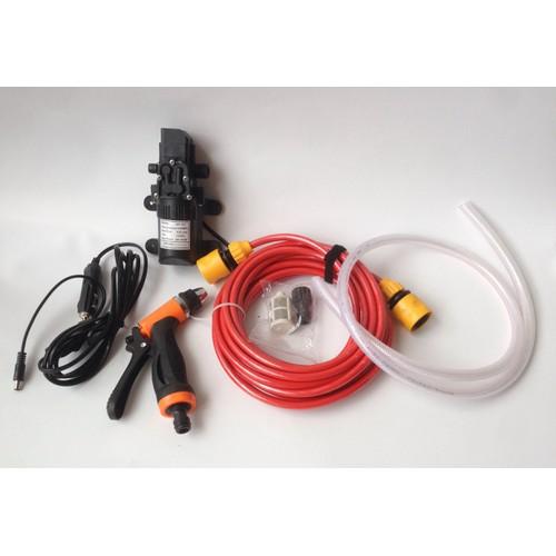 Bộ Máy bơm rửa xe tăng áp lực nước mini - 6732787 , 16752989 , 15_16752989 , 386000 , Bo-May-bom-rua-xe-tang-ap-luc-nuoc-mini-15_16752989 , sendo.vn , Bộ Máy bơm rửa xe tăng áp lực nước mini