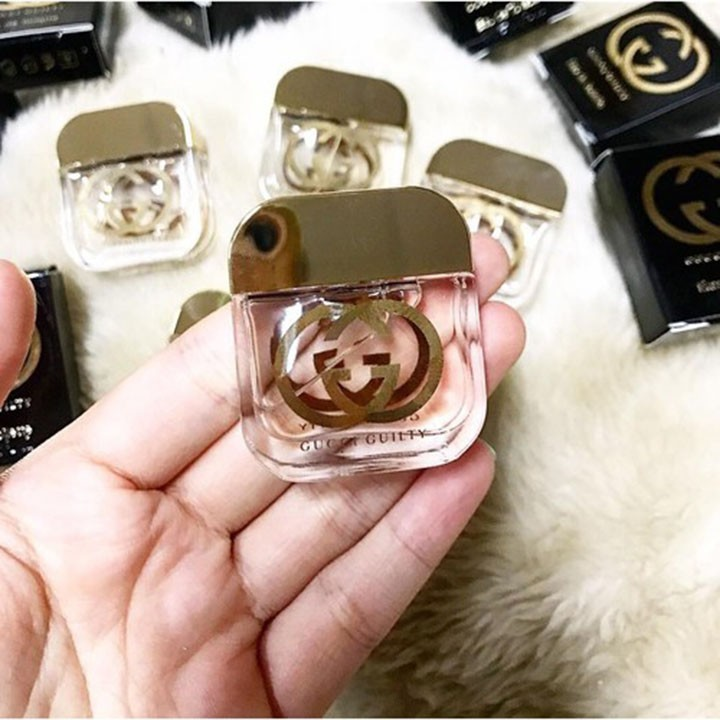 Nước Hoa Mini Gucci Guilty Eau Eau De Toilette 5ml