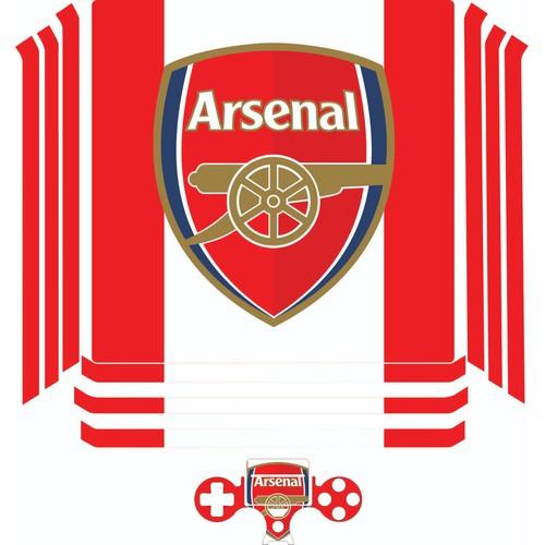 Skin ps3 và ps4 Arsenal