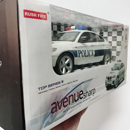 Mô hình xe cảnh sát Avenue