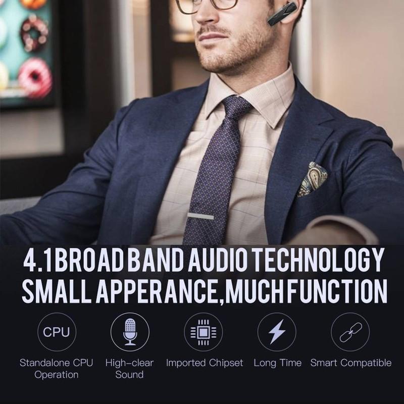 Tai nghe Bluetooth nhét tai chống nước ZKH PKCB144 6