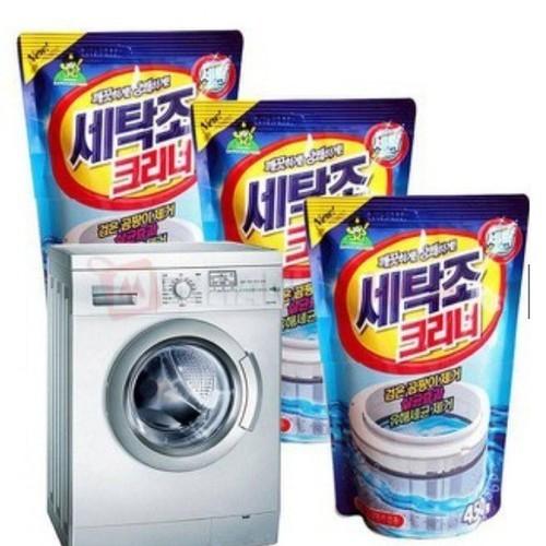 Bột tẩy vệ sinh lồng máy giặt 450g - 6745031 , 16762495 , 15_16762495 , 40000 , Bot-tay-ve-sinh-long-may-giat-450g-15_16762495 , sendo.vn , Bột tẩy vệ sinh lồng máy giặt 450g
