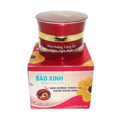 Kem Dưỡng Trắng Da Ngăn Ngừa Mụn Bảo Xinh