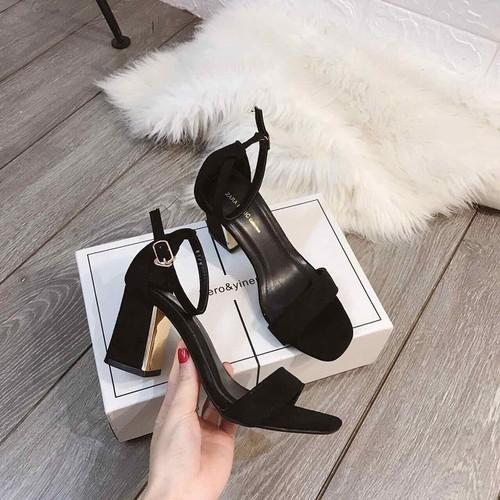 giày sandal cao got cao cấp -pll9250