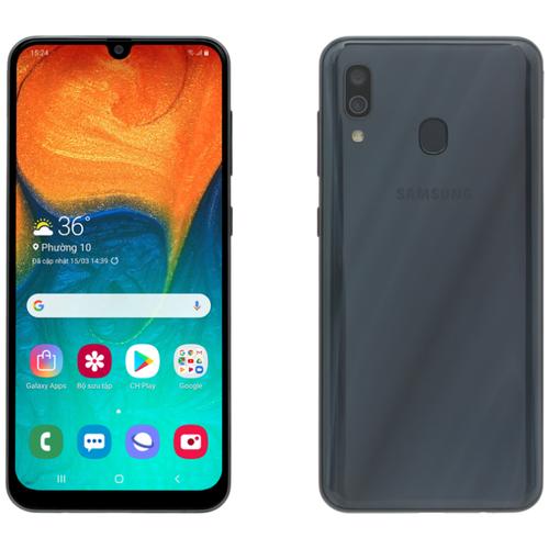 Điện thoại Samsung Galaxy A30 64GB - Đen - 6744329 , 16761741 , 15_16761741 , 5469000 , Dien-thoai-Samsung-Galaxy-A30-64GB-Den-15_16761741 , sendo.vn , Điện thoại Samsung Galaxy A30 64GB - Đen