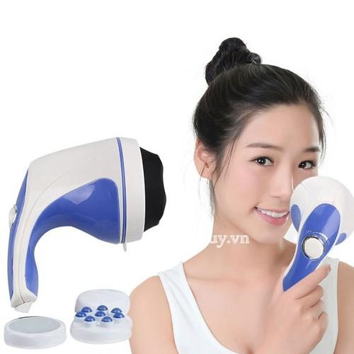 Máy massage cầm tay 5 đầu xua tan mệt mỏi đau nhức cơ thể - 4589455 , 16786233 , 15_16786233 , 208000 , May-massage-cam-tay-5-dau-xua-tan-met-moi-dau-nhuc-co-the-15_16786233 , sendo.vn , Máy massage cầm tay 5 đầu xua tan mệt mỏi đau nhức cơ thể