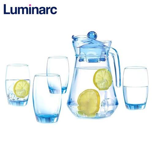 Bộ bình ly thủy tinh Luminarc Arc Ice Blue 5 món L0535 - 4587701 , 16774231 , 15_16774231 , 311000 , Bo-binh-ly-thuy-tinh-Luminarc-Arc-Ice-Blue-5-mon-L0535-15_16774231 , sendo.vn , Bộ bình ly thủy tinh Luminarc Arc Ice Blue 5 món L0535