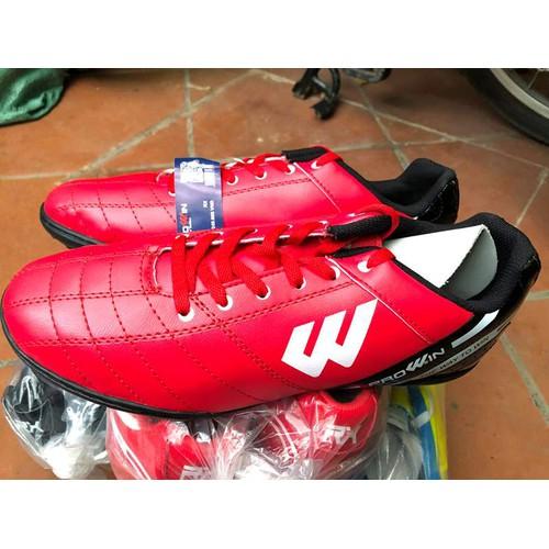 Giày Đá Bóng PROWIN RX - Màu ĐỎ TẶNG Tất bóng đá chống trơn!!!!!!
