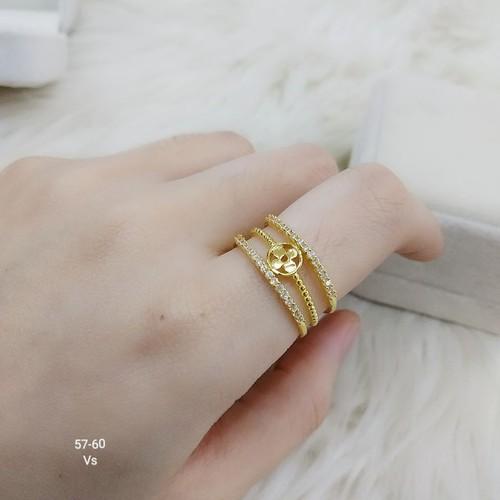 Nhẫn vàng 10k NV48 - 6782932 , 16794467 , 15_16794467 , 1570000 , Nhan-vang-10k-NV48-15_16794467 , sendo.vn , Nhẫn vàng 10k NV48
