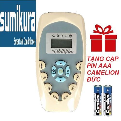 Remote máy lạnh SUMIKURA mẫu 3 - Điều khiển điều hòa SUMIKURA - 11093583 , 16790196 , 15_16790196 , 78000 , Remote-may-lanh-SUMIKURA-mau-3-Dieu-khien-dieu-hoa-SUMIKURA-15_16790196 , sendo.vn , Remote máy lạnh SUMIKURA mẫu 3 - Điều khiển điều hòa SUMIKURA