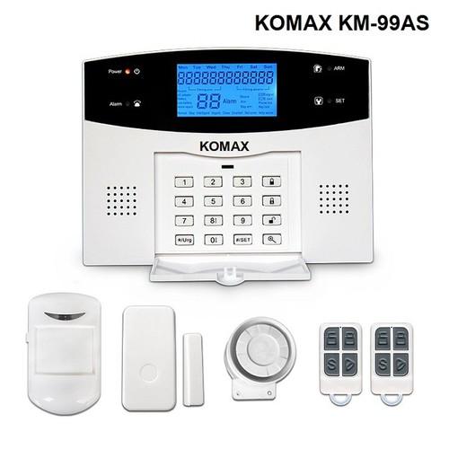 Báo động chống trộm không dây KOMAX KM-99AS