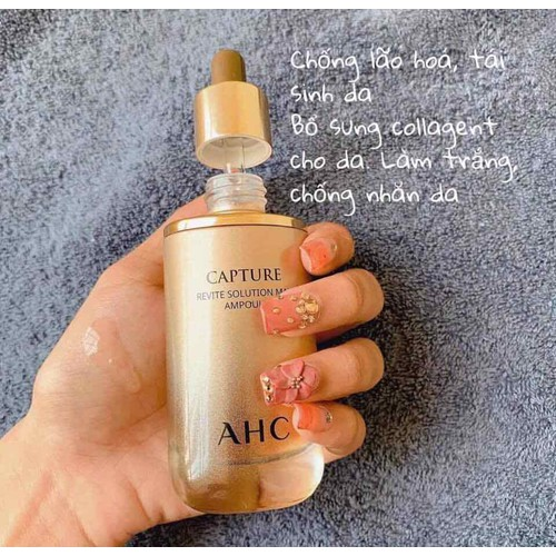 Serum dưỡng da AHC vàng-chống lão hoá tái tạo da - 6779938 , 16791596 , 15_16791596 , 250000 , Serum-duong-da-AHC-vang-chong-lao-hoa-tai-tao-da-15_16791596 , sendo.vn , Serum dưỡng da AHC vàng-chống lão hoá tái tạo da