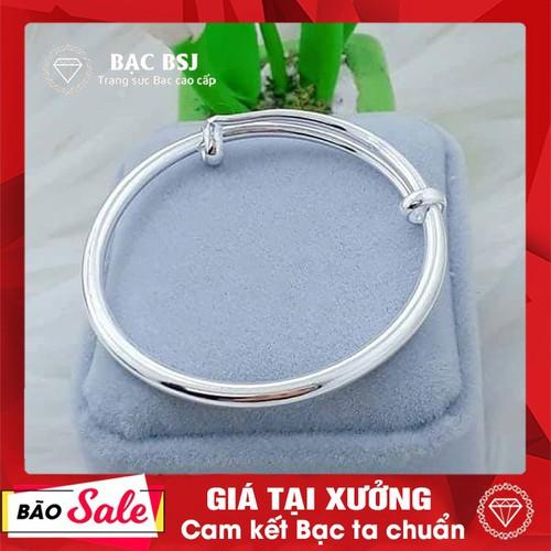 Vòng bạc cho bé chất liệu bạc ta cao cấp kiểu dáng đơn giản, vòng tay bạc, lắc bạc cho bé sơ sinh, lắc tay bạc cho bé, lắc chân bạc cho bé, lắc tay bạc cho bé trai. Bạc BSJ - 6779289 , 16791108 , 15_16791108 , 350000 , Vong-bac-cho-be-chat-lieu-bac-ta-cao-cap-kieu-dang-don-gian-vong-tay-bac-lac-bac-cho-be-so-sinh-lac-tay-bac-cho-be-lac-chan-bac-cho-be-lac-tay-bac-cho-be-trai.-Bac-BSJ-15_16791108 , sendo.vn , Vòng bạc cho