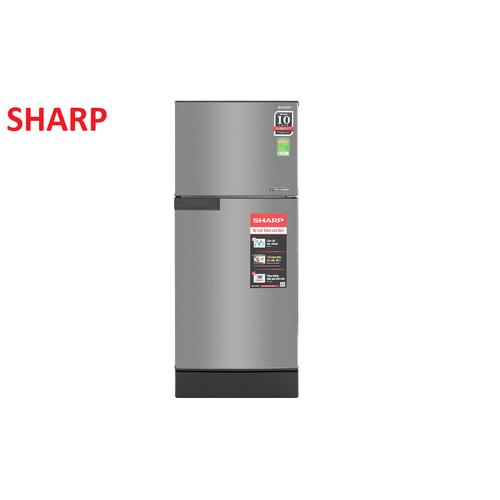Tủ lạnh Sharp Inverter 165 lít SJ-X176E-SL - 6777814 , 16789712 , 15_16789712 , 4190000 , Tu-lanh-Sharp-Inverter-165-lit-SJ-X176E-SL-15_16789712 , sendo.vn , Tủ lạnh Sharp Inverter 165 lít SJ-X176E-SL