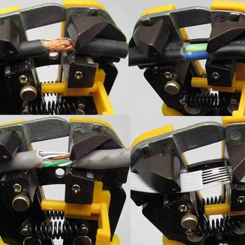 Kìm tuốt dây đa năng 3 trong 1 LED7648