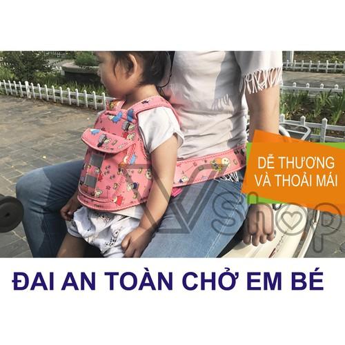 Đai lưng chở em bé, con nít,trẻ nhỏ