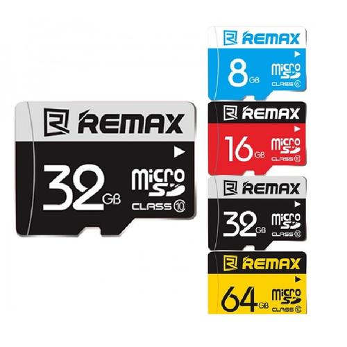 thẻ nhớ chính hãng Remax 32gb