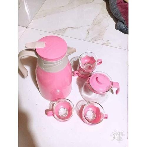 Bộ phích nước hồng