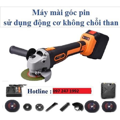 Máy mài cầm tay pin - máy mài cầm tay DGH4402