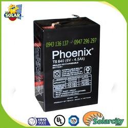 Bình ắc quy 6V -5A Phoenix