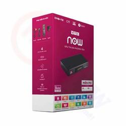Đầu thu VTC Now Hybrid 01 - Smartbox Android TV tích hợp Truyền hình DVB-T2 chính hãng