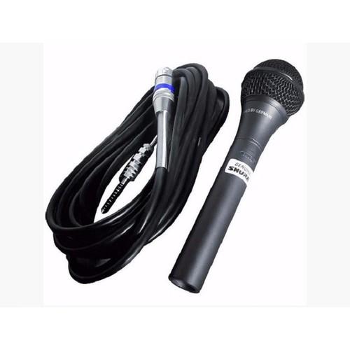 mic karaoke shur 959 có dây