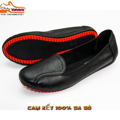 Giày mọi nữ DA BÒ THẬT siêu mềm ôm chân- BH 1 năm CÓ VIDEO - 6786513 , 16797217 , 15_16797217 , 350000 , Giay-moi-nu-DA-BO-THAT-sieu-mem-om-chan-BH-1-nam-CO-VIDEO-15_16797217 , sendo.vn , Giày mọi nữ DA BÒ THẬT siêu mềm ôm chân- BH 1 năm CÓ VIDEO