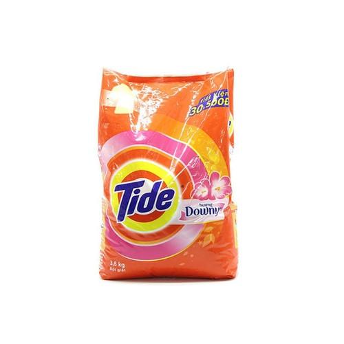 Bột Giặt Tide hương Downy 3,8kg - 6774458 , 16787077 , 15_16787077 , 167500 , Bot-Giat-Tide-huong-Downy-38kg-15_16787077 , sendo.vn , Bột Giặt Tide hương Downy 3,8kg