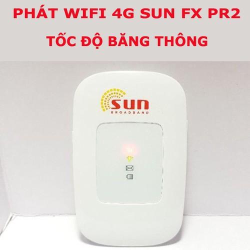 Bộ Phát Sóng Wifi Sun 4G Chính Hãng, Giá Tốt