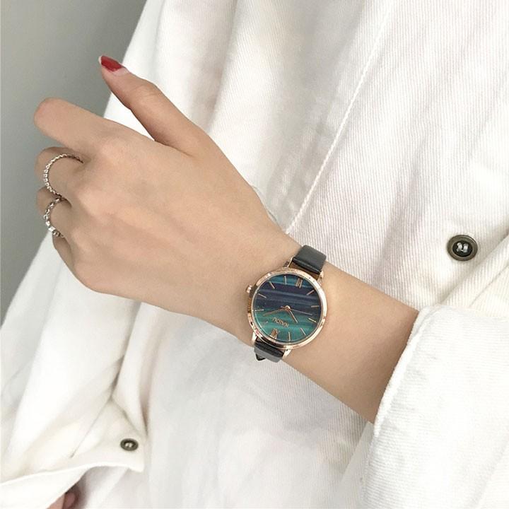 Đồng hồ nữ thời trang tặng vòng tay 5