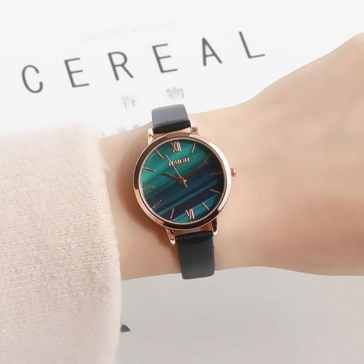 Đồng hồ nữ thời trang tặng vòng tay 7