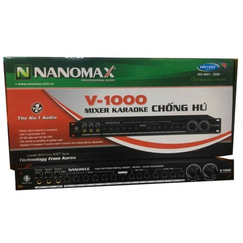 Vang cơ Nanomax V1000 chống hú - 6783804 , 16795191 , 15_16795191 , 2390000 , Vang-co-Nanomax-V1000-chong-hu-15_16795191 , sendo.vn , Vang cơ Nanomax V1000 chống hú