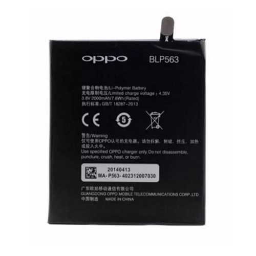 Pin Oppo R827 BLP563 - 4589432 , 16786206 , 15_16786206 , 140000 , Pin-Oppo-R827-BLP563-15_16786206 , sendo.vn , Pin Oppo R827 BLP563